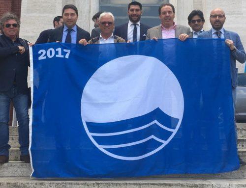 Bandiera Blu 2017 a Punta Penna
